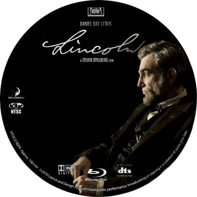 Lincoln on DVD