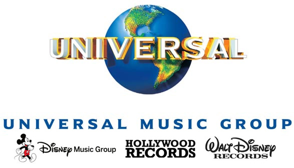 Universal Music Group Disney Music Group