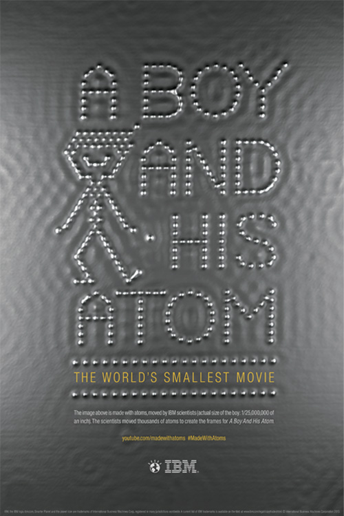 IBM Movie A Boy Named Atom