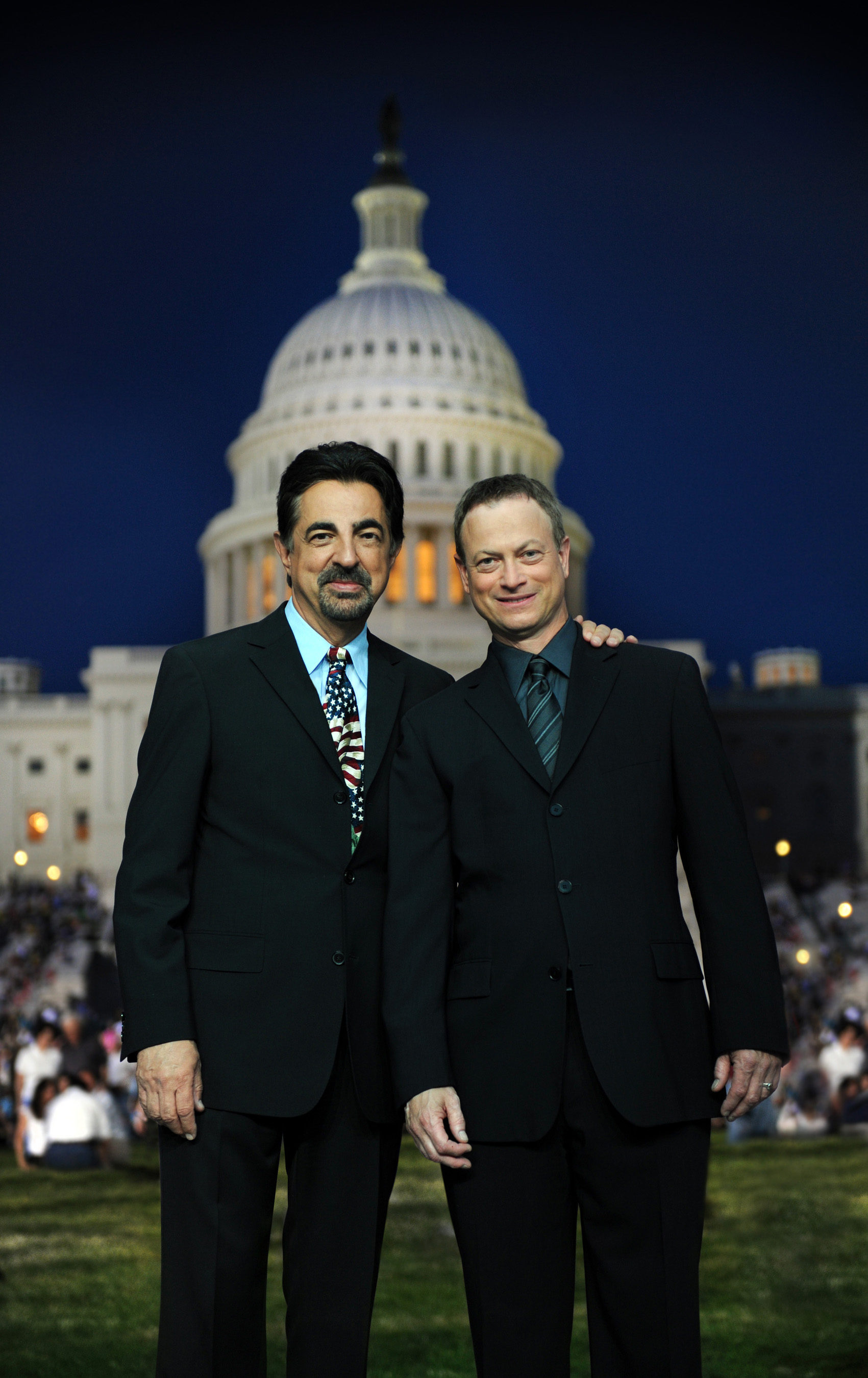 Joe Mantegna Gary Sinise