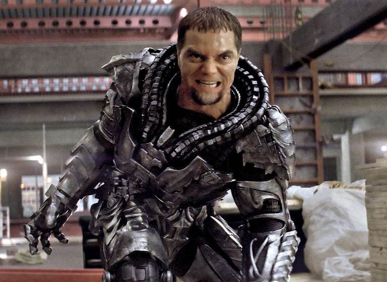 Man of Steel Michael Shannon