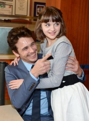 Joey King James Franco