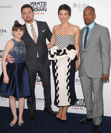Joey King White House Down cast