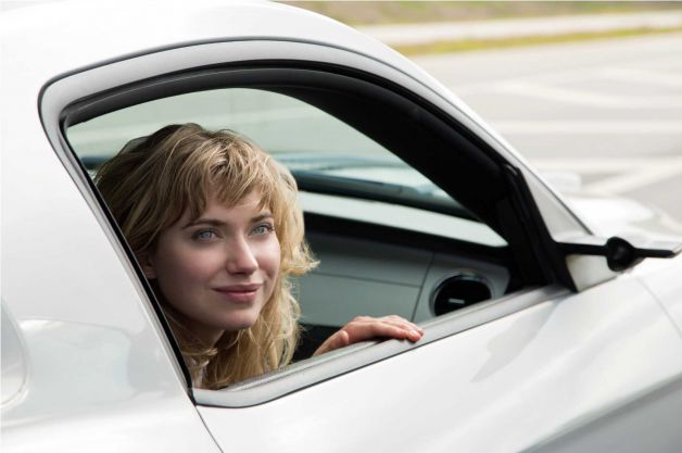 Imogen Poots - Need For Speed Movie Review by Pamela Price - LATFUSA