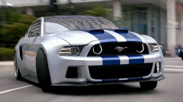 Mustang - Need For Speed Movie Review by Pamela Price - LATFUSA