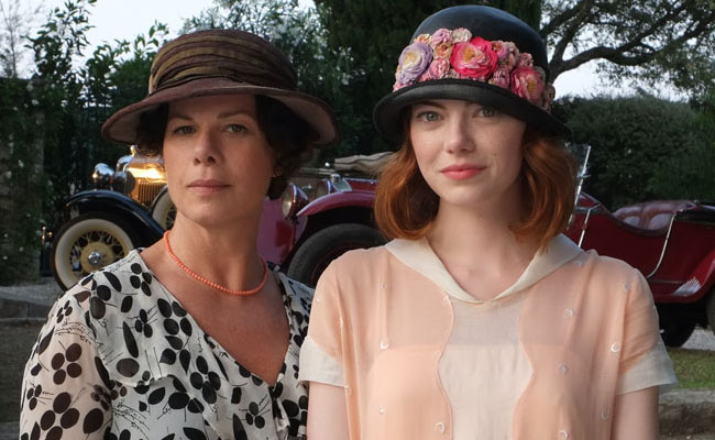 """Magic In The Moonlight"" movie review by Adrian Vina - LATF USA"