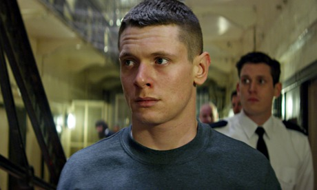 """Starred Up"" movie review by Lucas Mirabella - LATF USA"