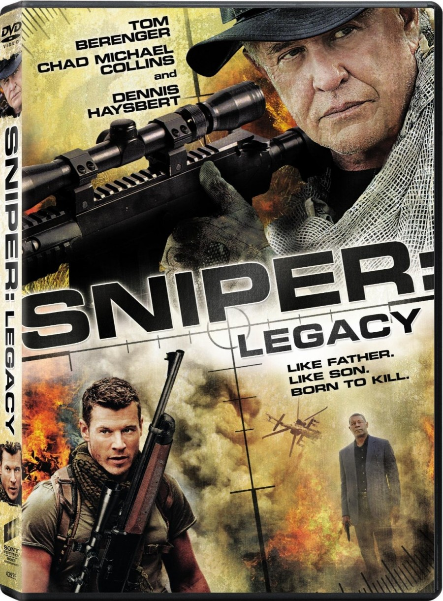 """Sniper: Legacy"" Chad Michael Collins interview - LATF USA"