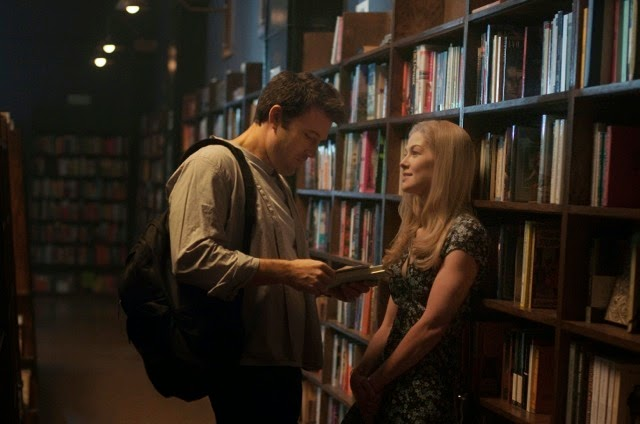 Gone Girl Movie Review David Morris-LATF 2