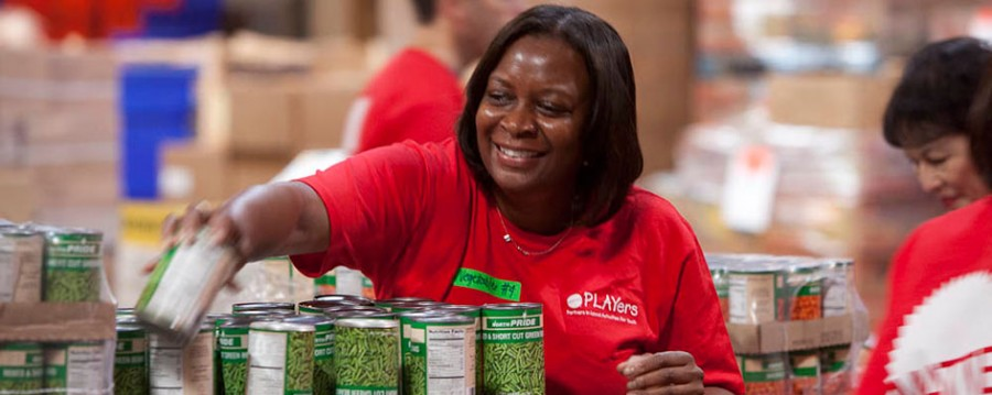 Los Angeles Food Bank Season For Sharing