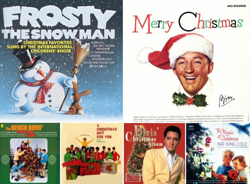 The Best Christmas Albums - LATF USA