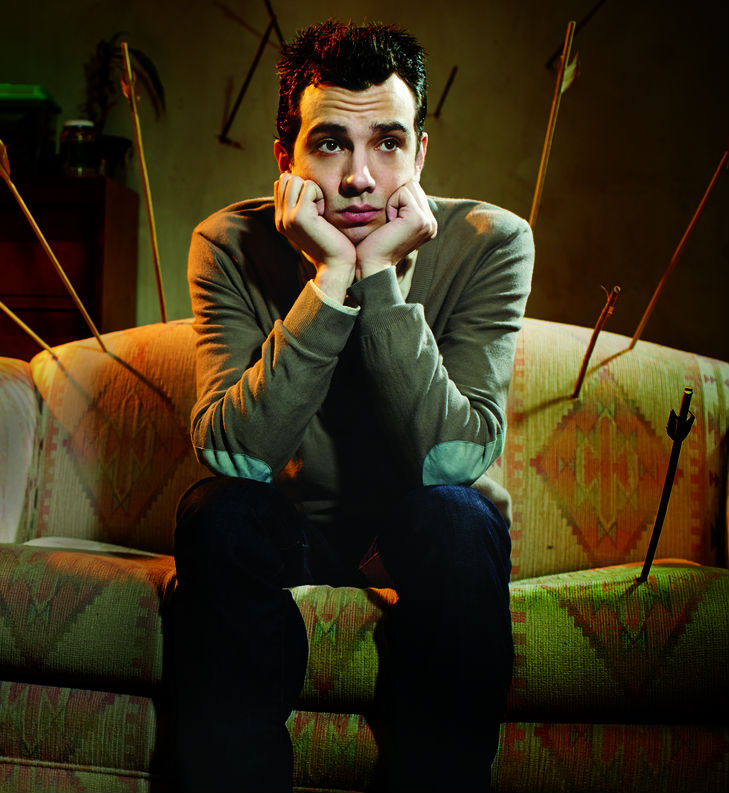 Jay Baruchel interview by Pamela Price - LATF