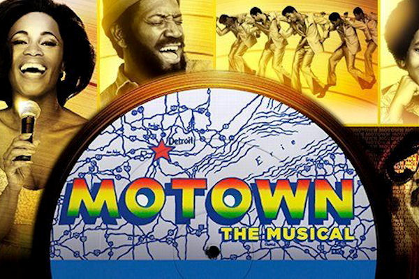 Motown The Musical - Pantages