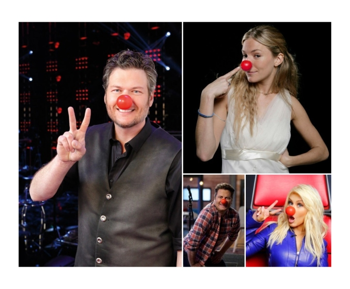 "NBC ""Red Nose Day"""