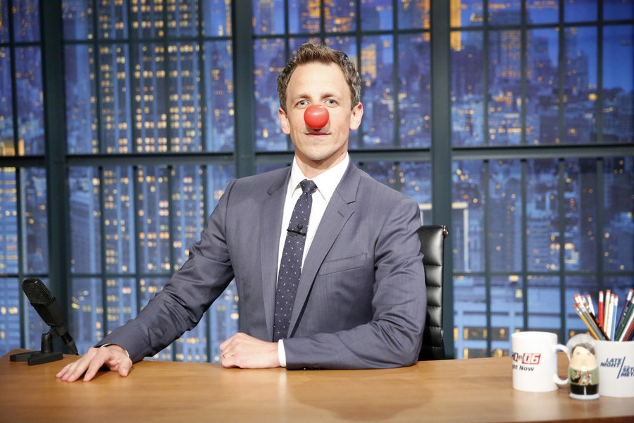 Red Nose Day on NBC