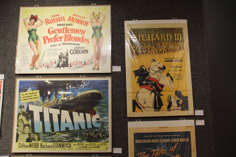 Bonhams and TCM Movie Posters 3