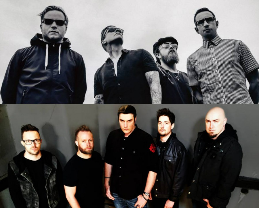 Shinedown and Breaking Benjamin