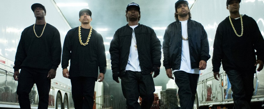 Straight Outta Compton movie review by Lucas Mirabella