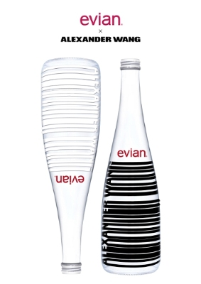 Evian and Alexander Wang