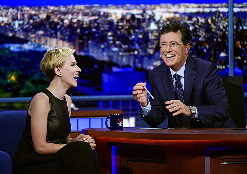 Stephen Colbert The Late Show ratings