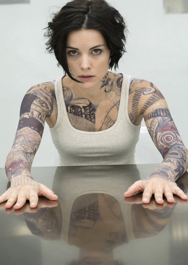 Jaimie Alexander 'Blindspot' interview by Pamela Price