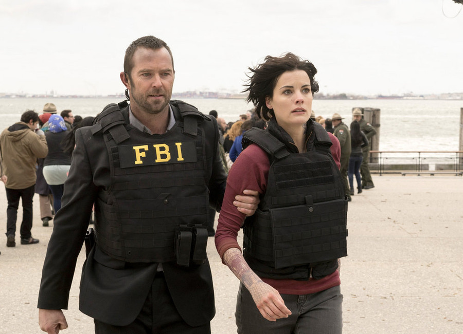 Jaimie Alexander 'Blindspot' interview