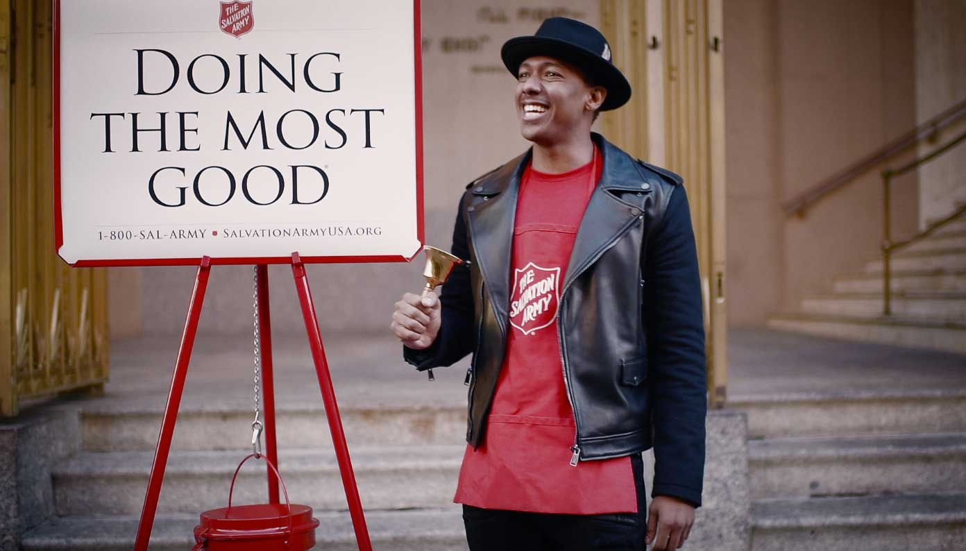 Nick Cannon Red Kettle