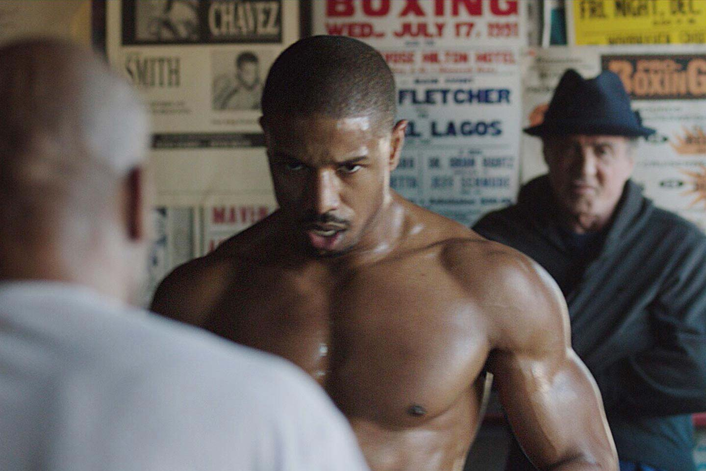 """Creed"" movie review by David Morris - LATF"