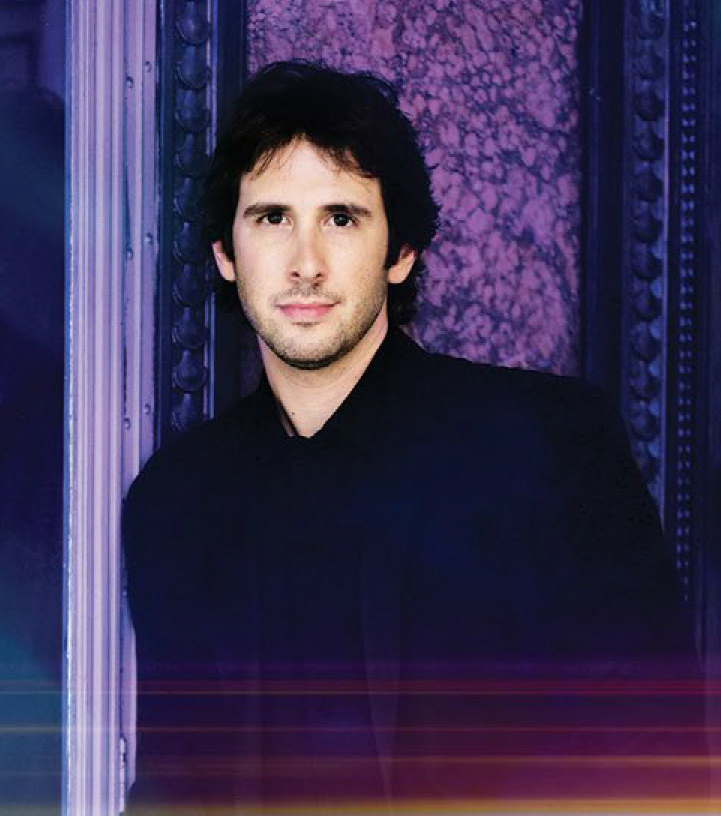 Josh Groban summer tour dates