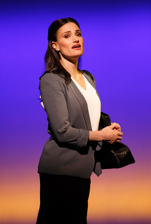 "Idina Menzel : ""IF/THEN"" review by Pamela Price - Pantages - LATF USA"