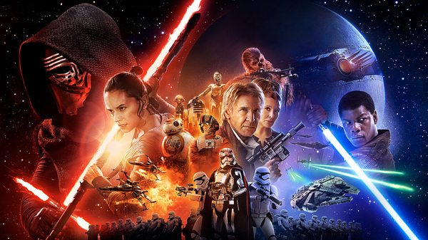 Star Wars opening weekend box office records