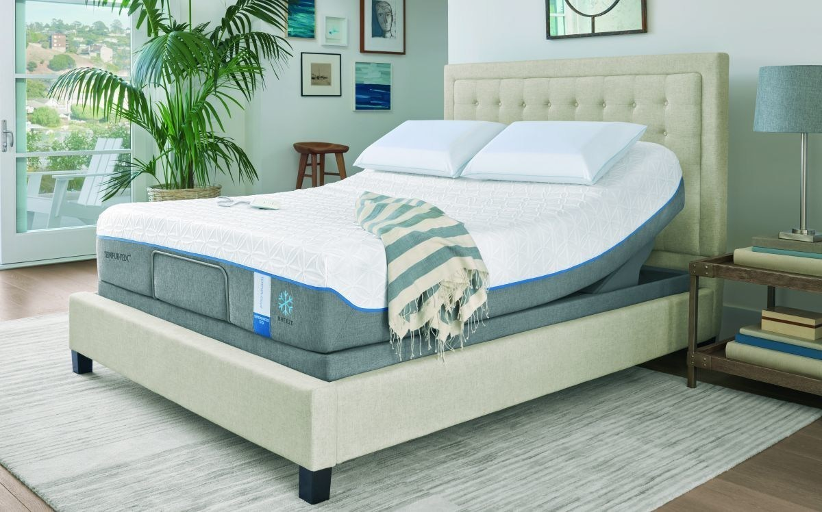 tempur-pedic breeze