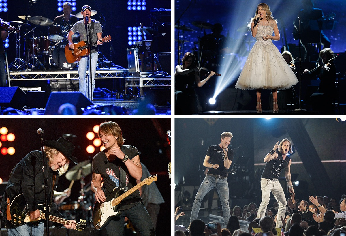 51st academy of  country music awards