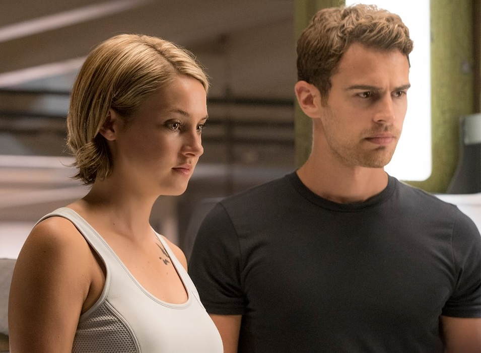 "The Divergent Series ""Allegiant"" movie review by Pamela Price - LATF USA"