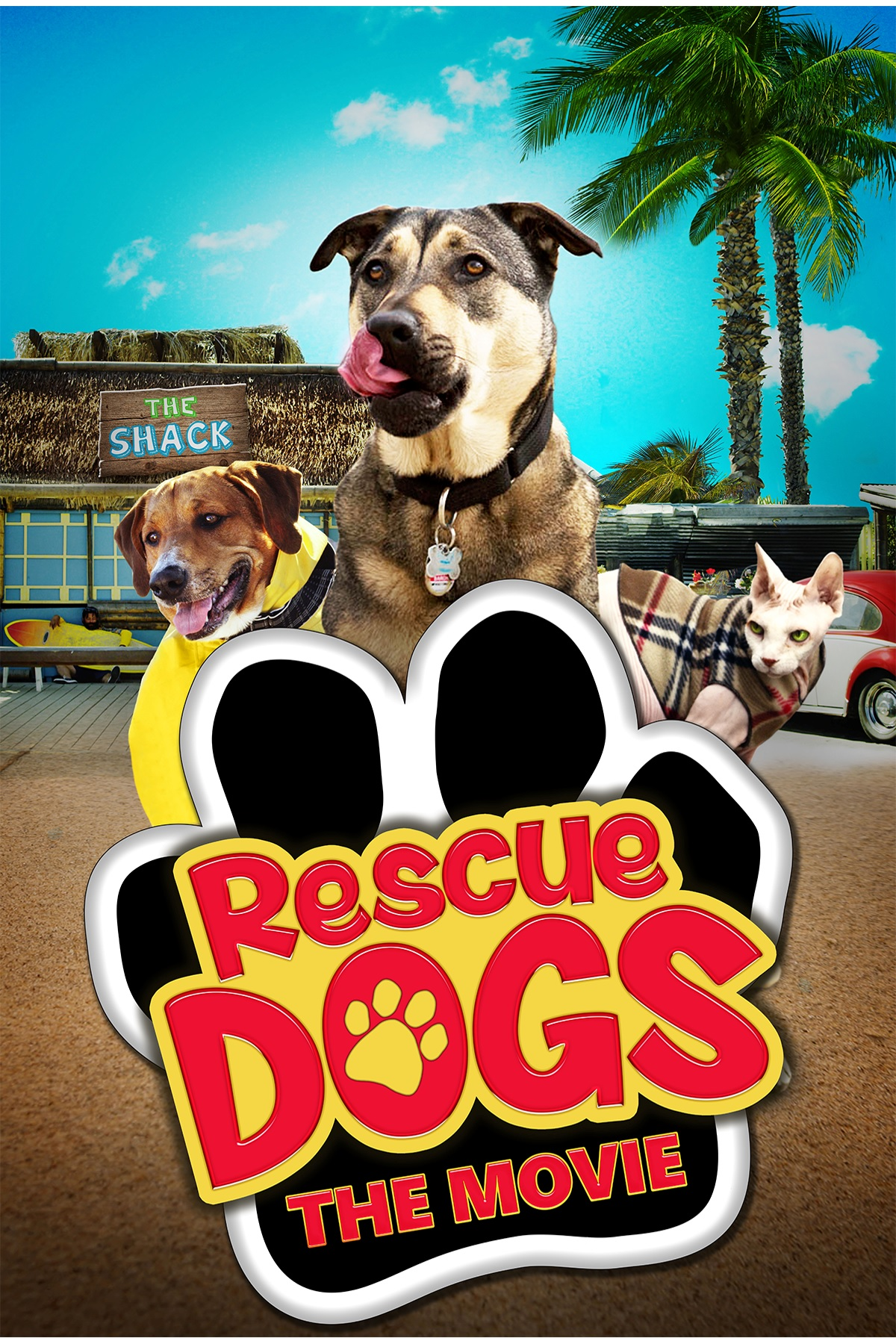 rescue dogs movie