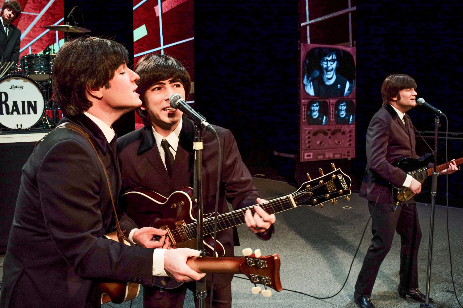 "Pantages ""Rain: A Beatles tribute"" review by Otis Stokes"
