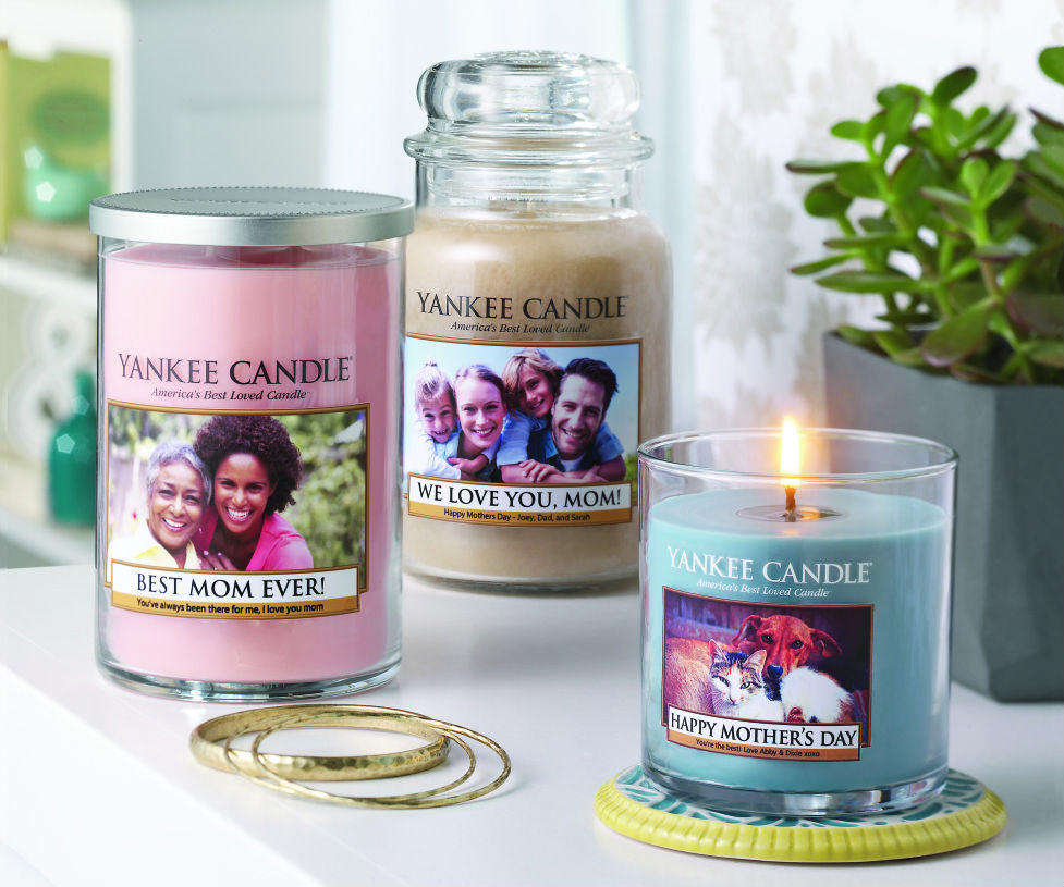Yankee candle - mother's day