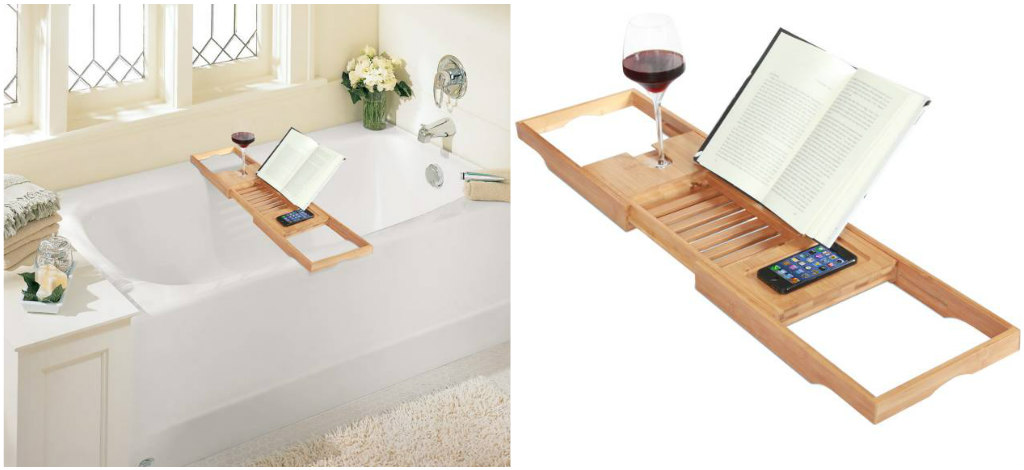 toilet tree bathtime caddy