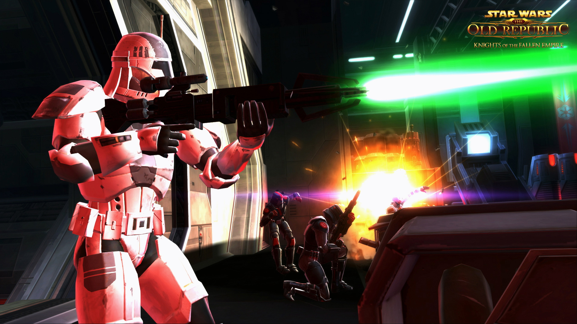 Gaming Spotlight New Star Wars The Old Republic Is Here Latf Usa