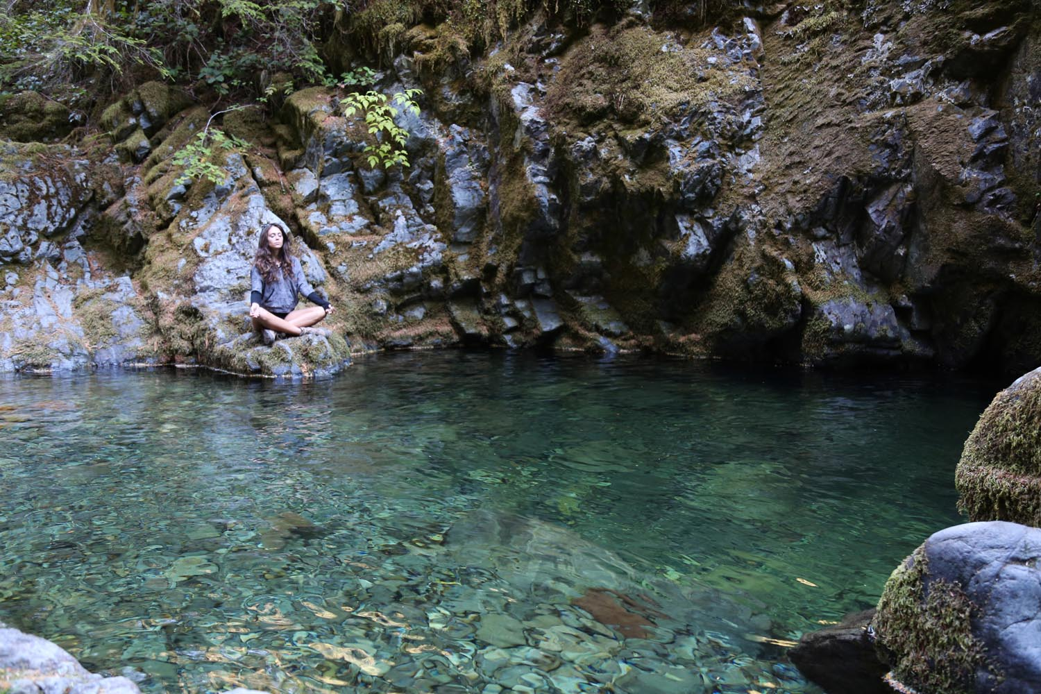 Travel Channel, secret swimming holes