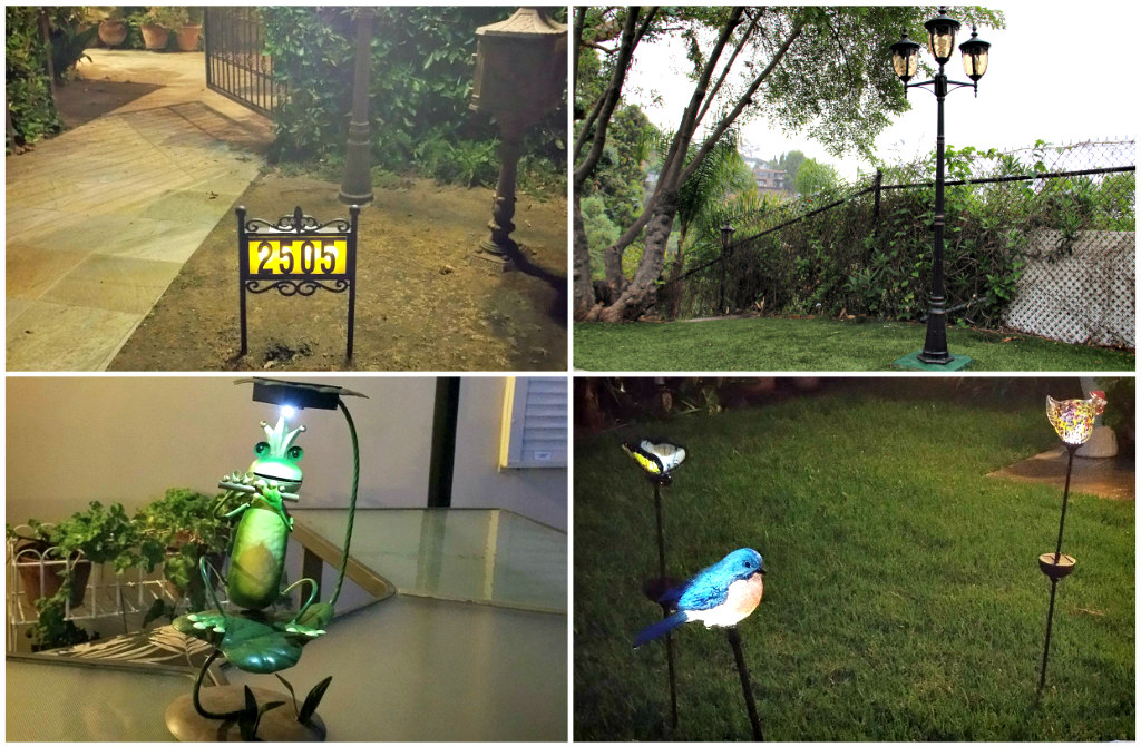Lamps Plus, INCS World Inc, garden story, solar lights