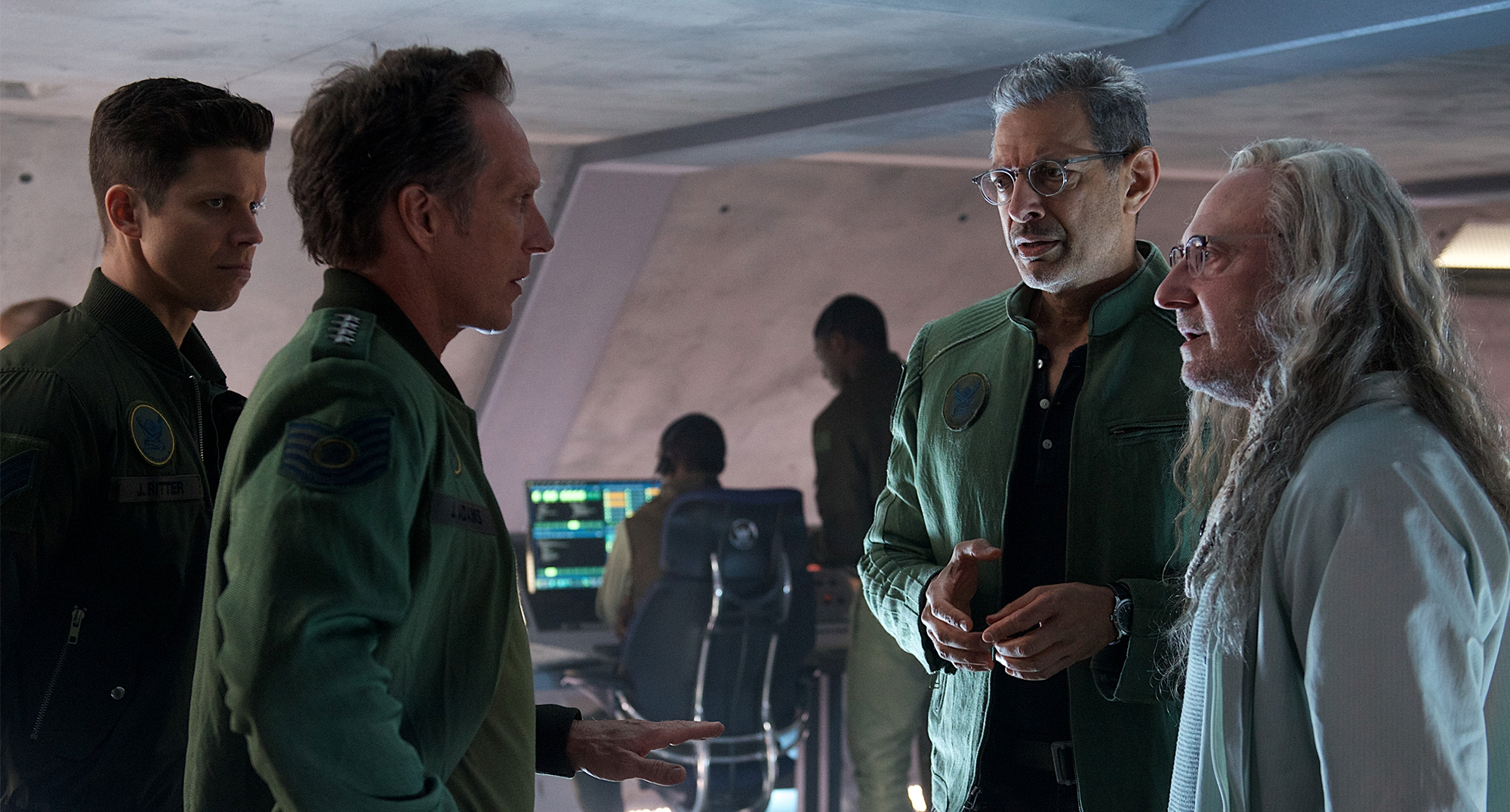 Independence Day: Resurgence, movie review, Lucas MIrabella