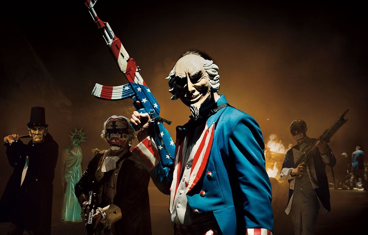 'The Purge: Election Year' movie review, Pamela Price
