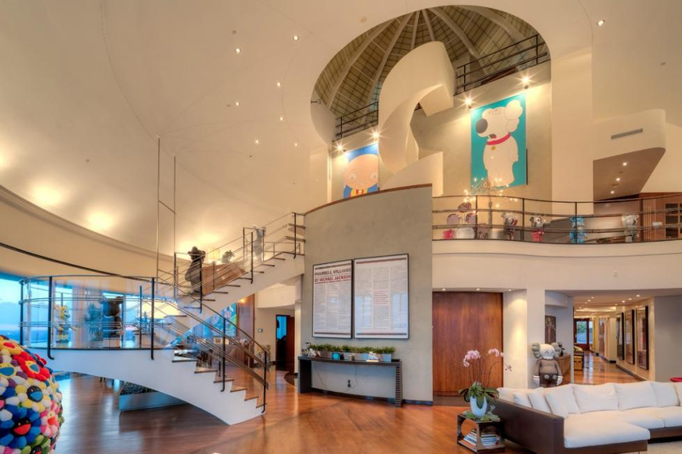 Pharrell Williams Penthouse