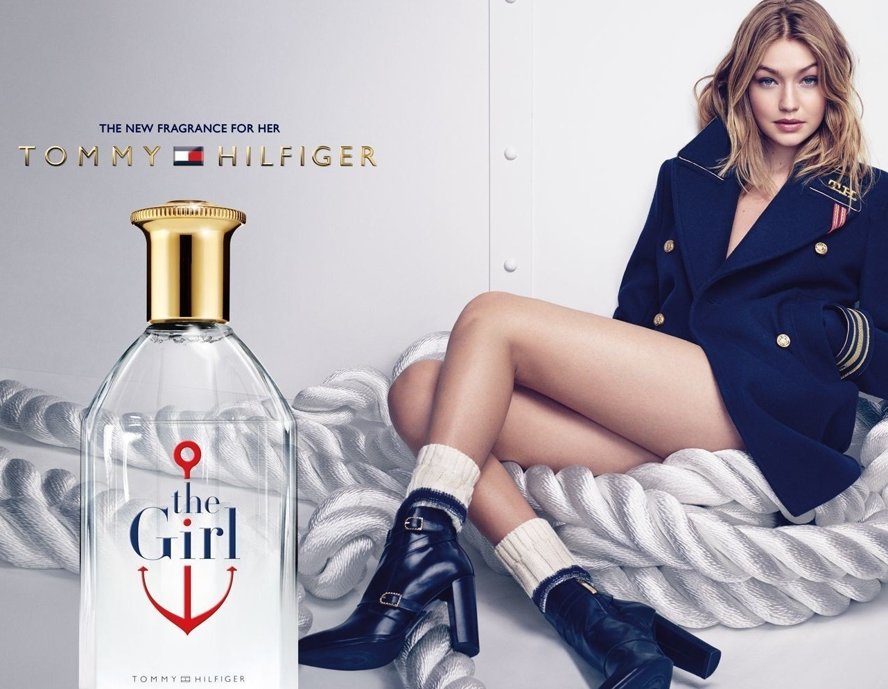 80dc0aaf26af9b Tommy Hilfiger Announces Launch Of THE GIRL With Gigi Hadid | LATF USA