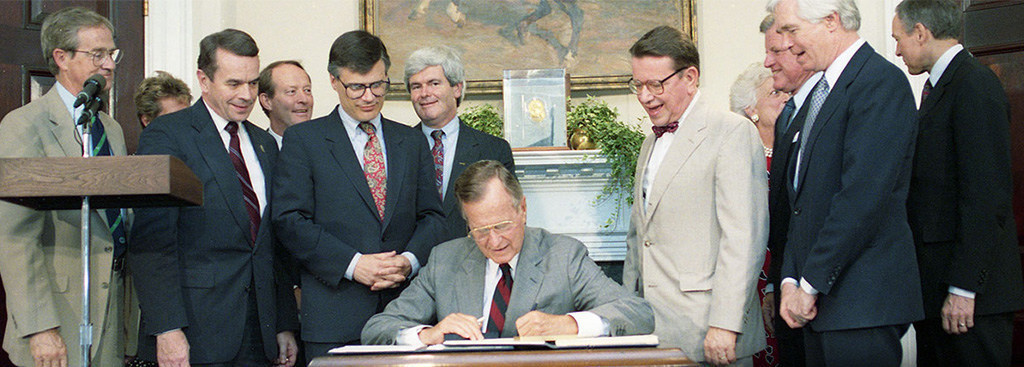national literacy act, george hw bush