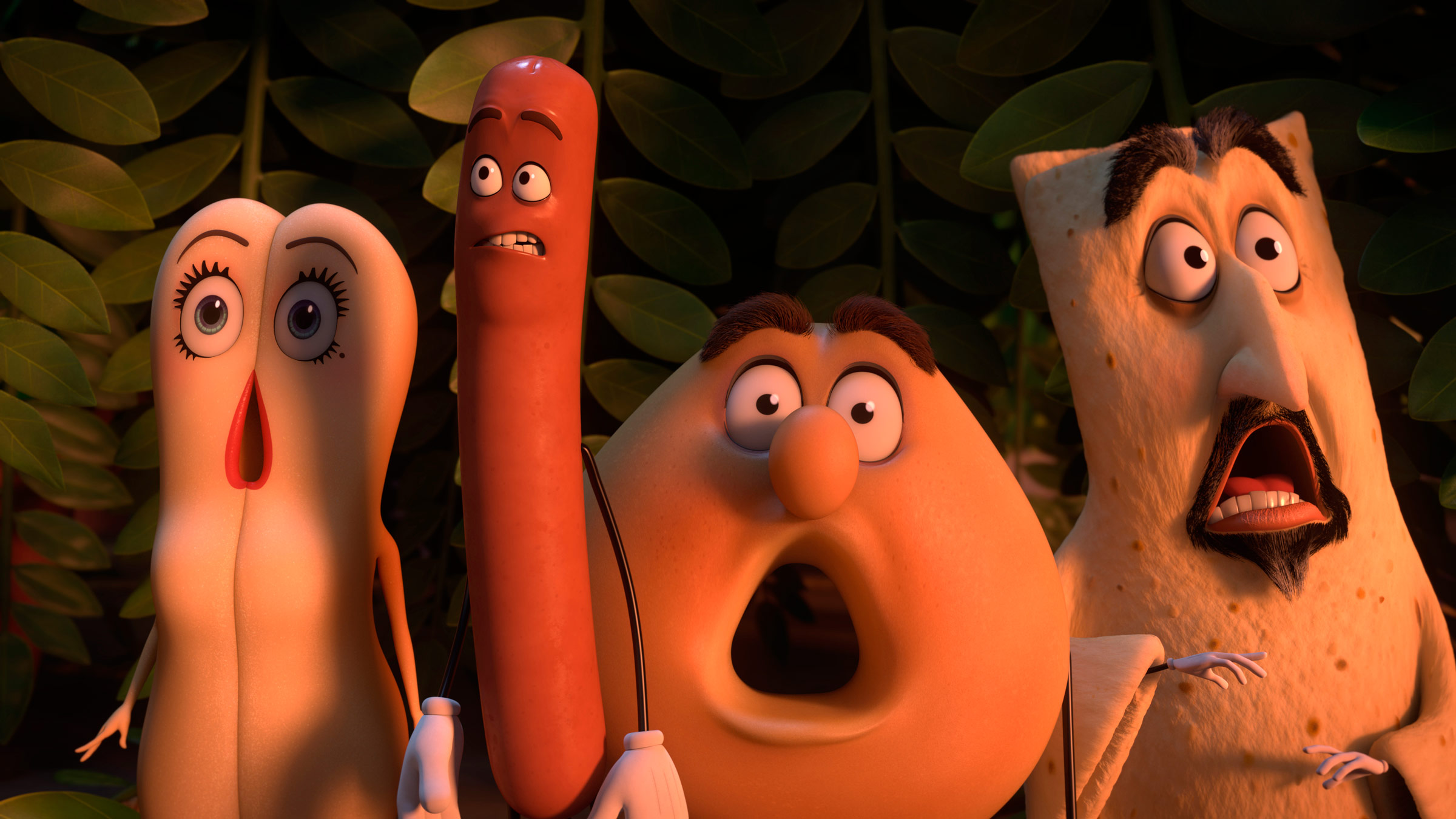 Sausage Party Review Still