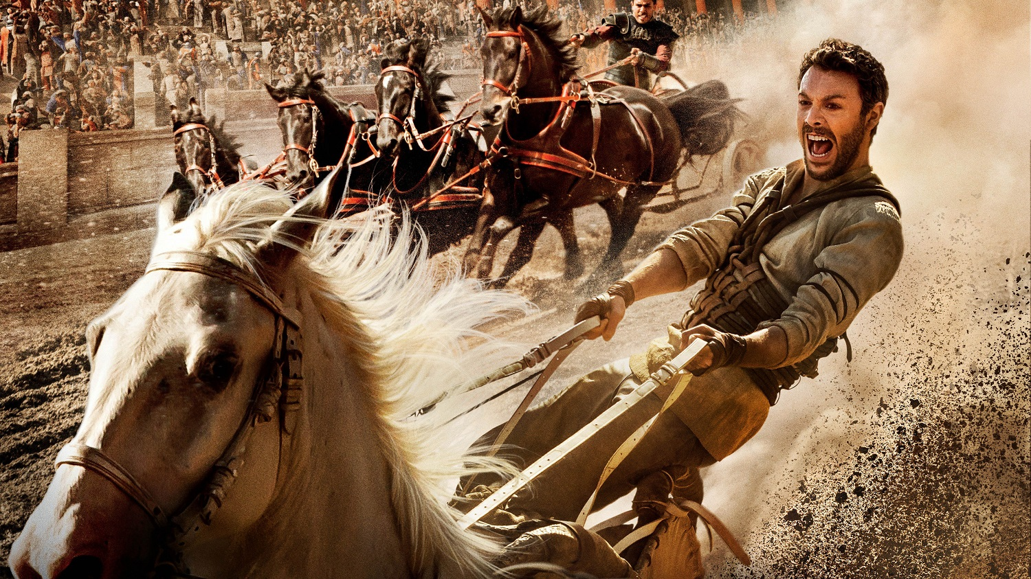 Ben-Hur, movie review, by Lucas Mirabella