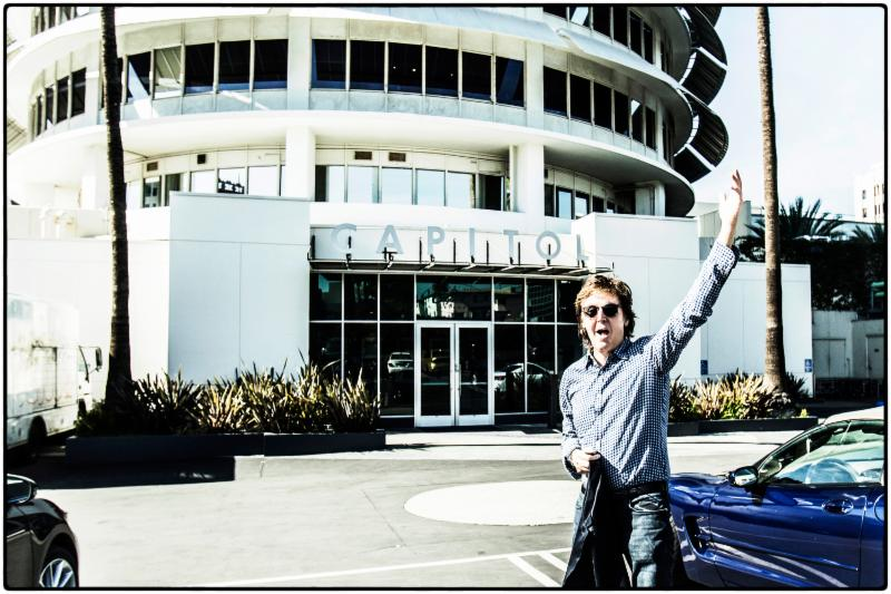 Paul McCartney capitol records