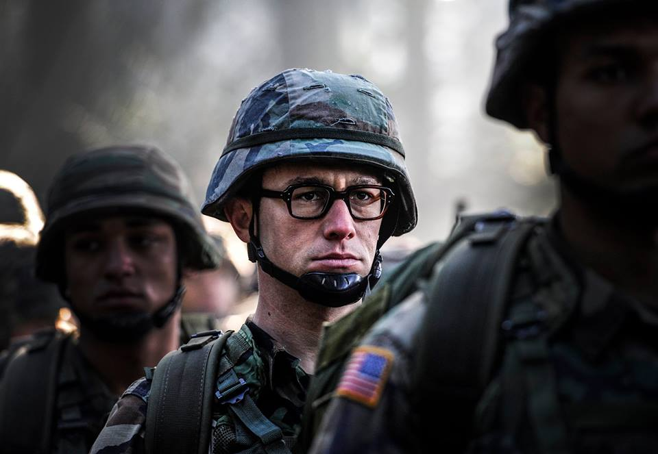 """Snowden"" movie review by Lucas Mirabella"